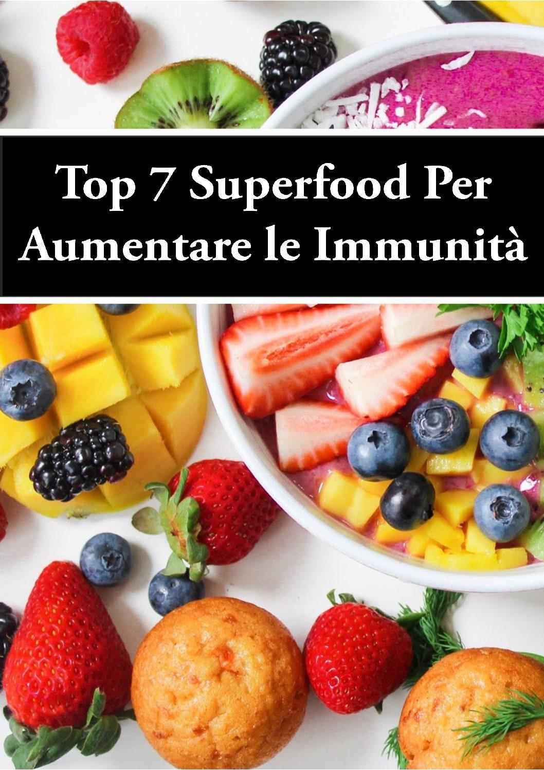Potenziare il Sistema Immunitario